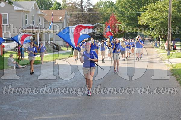 BPC/BWP Homecoming Parade 09-26-14