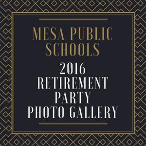 2016 Retirement Party