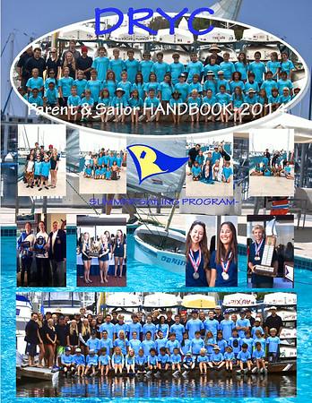 2014 Summer Sailing Del Rey Yacht Club