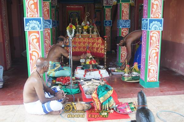 எழுவைதீவு-முத்தன்காடு முருகமூர்த்தி தேவஸ்தான மூன்றாம்நாள் திருவிழா-2018