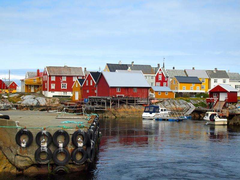 Gripholmen, Norway