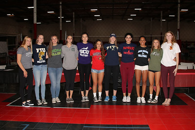 2016-2017 Early Signing Day