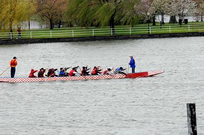 4-11-2009 APABA Dragon Boat Practice