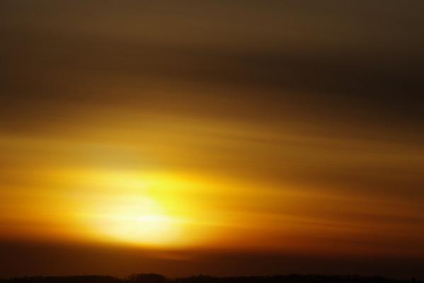 1000 Image Stack - Sunset - 1
