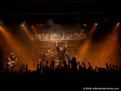 State of Shock/Mobile/Incura, December 16, 2008