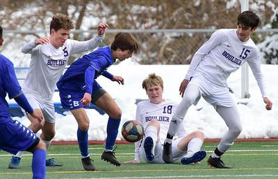 Photos: Boulder at Broomfield Boys Soccer