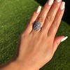 1.75ctw Edwardian Toi et Moi Old European Cut Diamond Ring  42