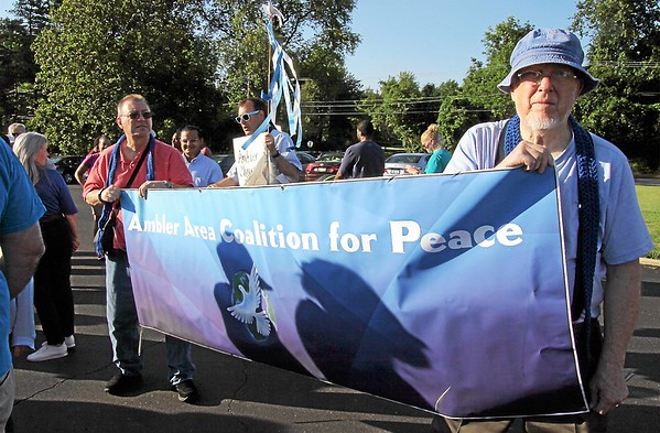 5/25/2015 - Solidarity March and Healing Service