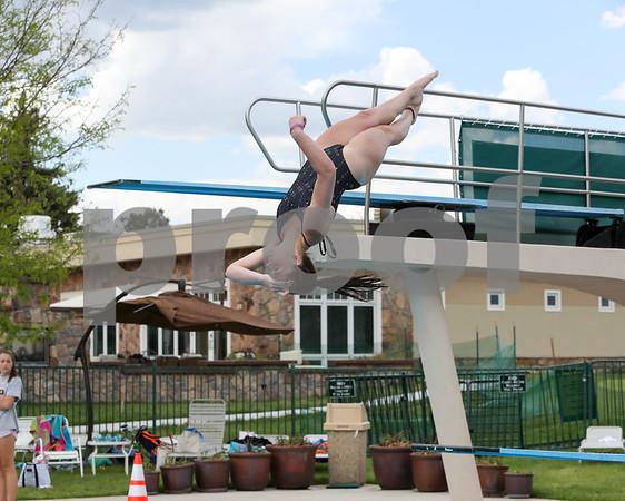 Pinehurst C.C. Swim & Dive 2019