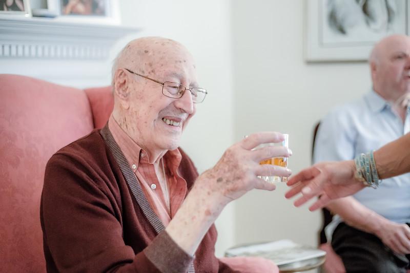 Don Eduardo is 100