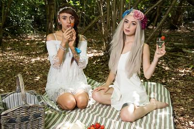 Alisha and Nicole Sisters