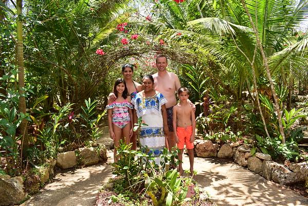 Chichen Itza and Cenote Maya (March 2019)