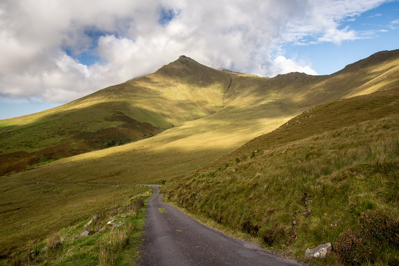 Caherconree Pass, County Kerry