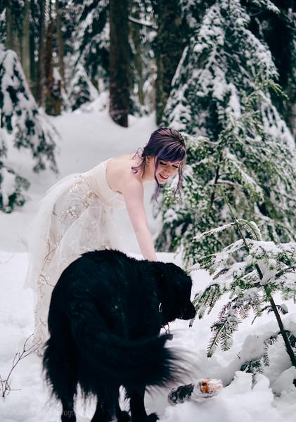 Snow Bridal