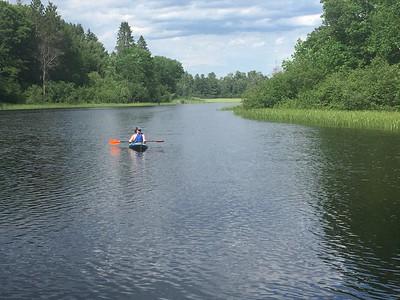 June 2021 Namekagon 3-Day Paddle