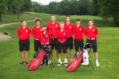 SCHS Golf 2020