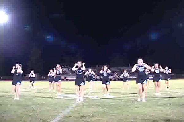 Videos from Cactus Football Games - Band / Cheer / Etc