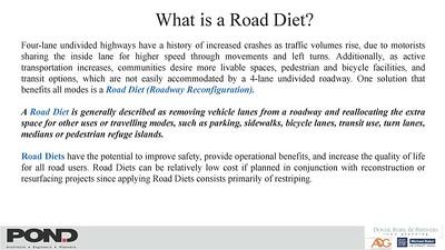 Brooklyn Road Diet Study