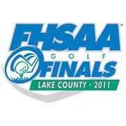 FHSAA 2011 Golf Finals