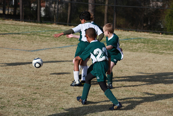 Dacula Soccer March 29th 2010