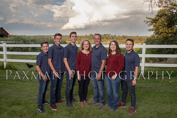 Webb Family 2018