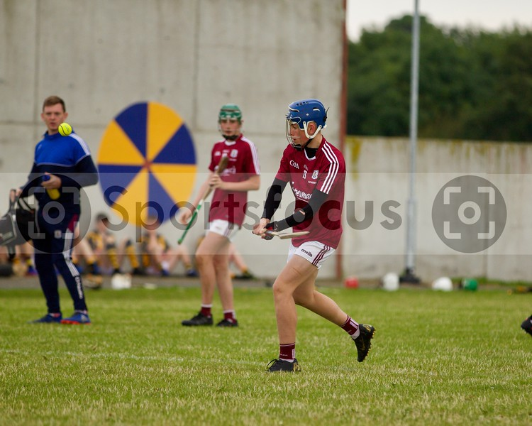 3rd August 2019 Jim Egan Tournament Tipperary, Cork, Kilkenny, Galway Inter-county under-16 hurling tournament hosted by Kiladangan