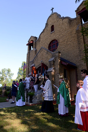 2018 St. Pius V Anniversary