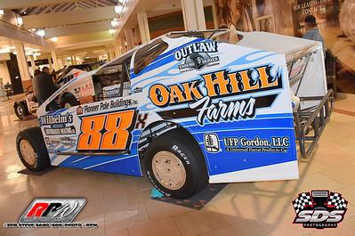 Coventry Mall Race Car Show  - 3/9/18 - Steve Sabo (SDS)