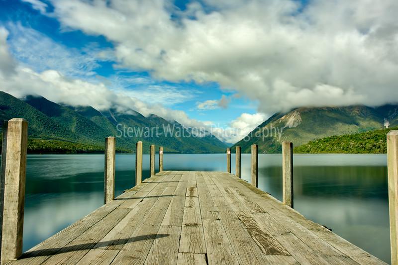 Lake Rotoiti, Kerr Bay, Nelson Lakes district