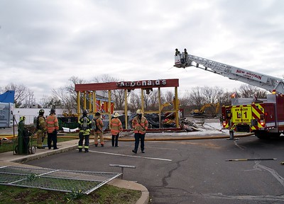 Structure Fire - 635 Hartford Rd., New Britain, CT. - 4/2/21