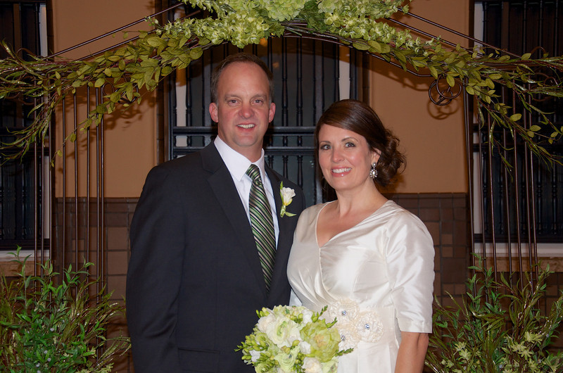 Scott and Sue Wedding