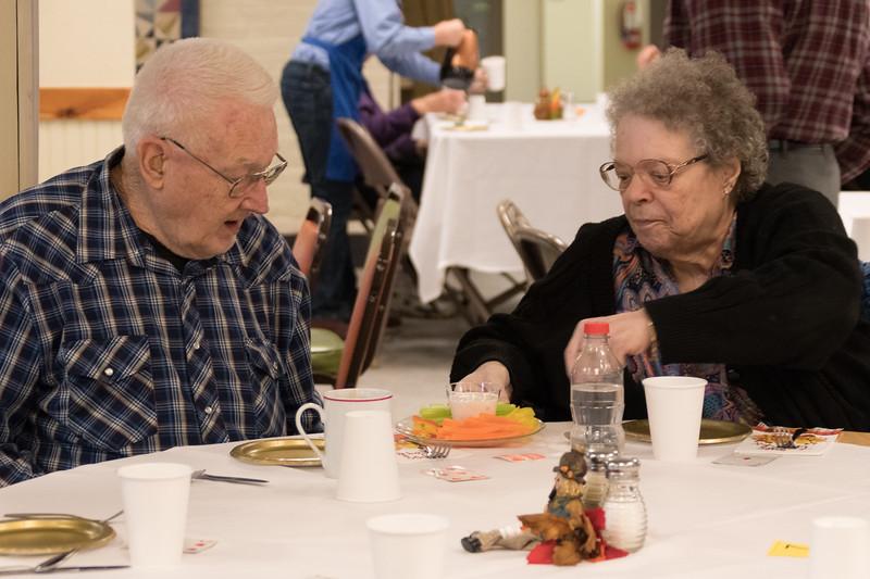 Senior Meals - Community Meal