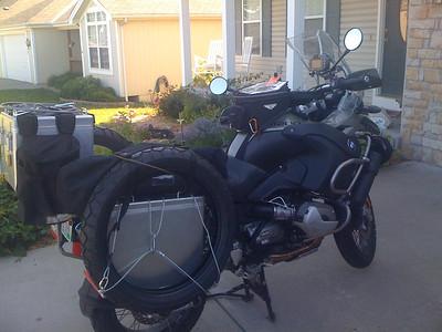 2011 Mexico, Guatemala, Belize Motorcycle trip