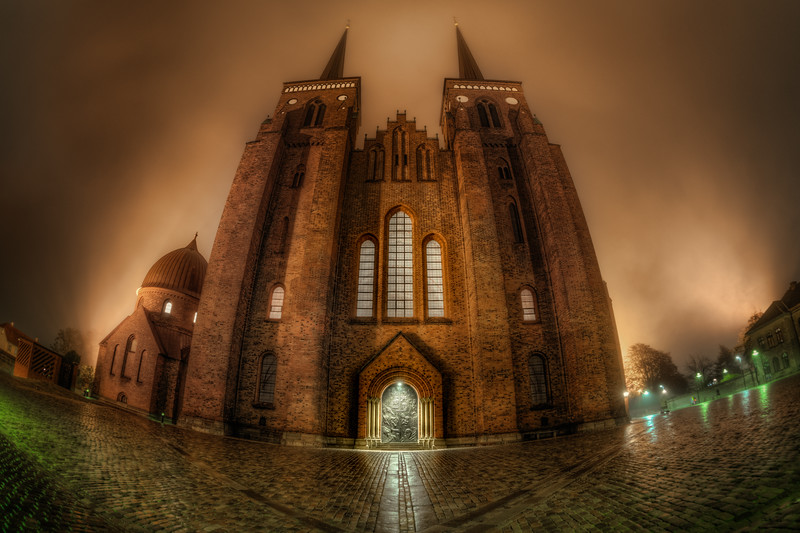 The Cathedral of Roskilde