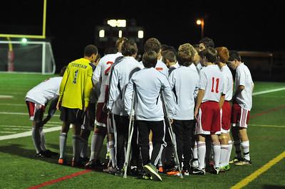 BV Soccer vs IR 9-30-11