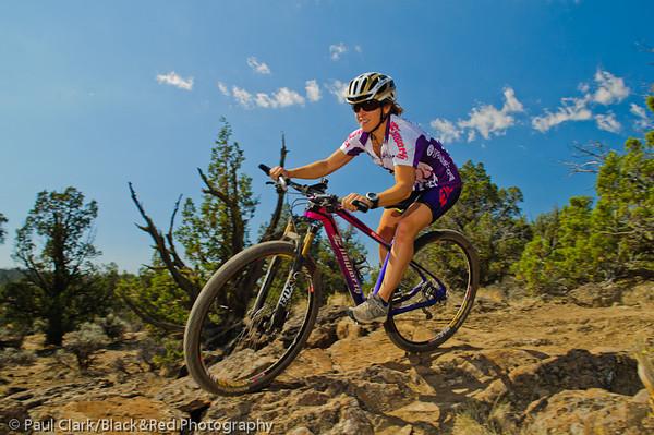 Chelsey Mtn bike racing