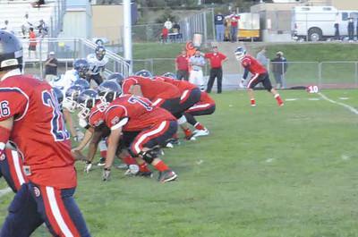 Football SHS vs Juan Diego 8-31-12