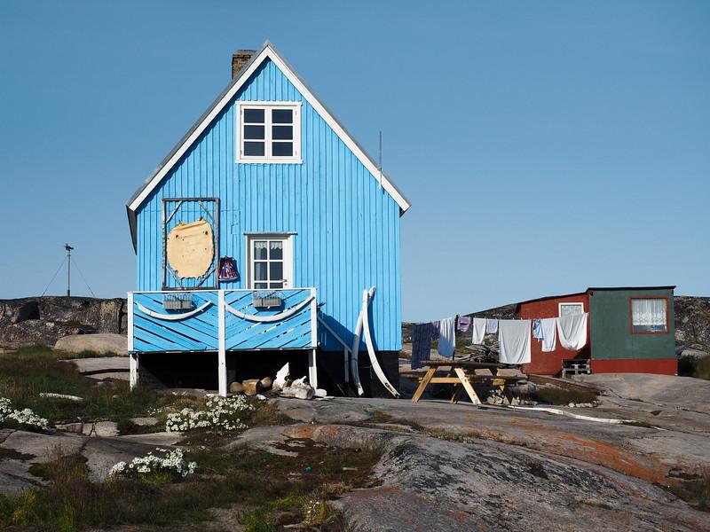 B&B in Oqaatsut, Greenland