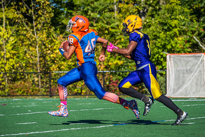 Danbury Hatters Football