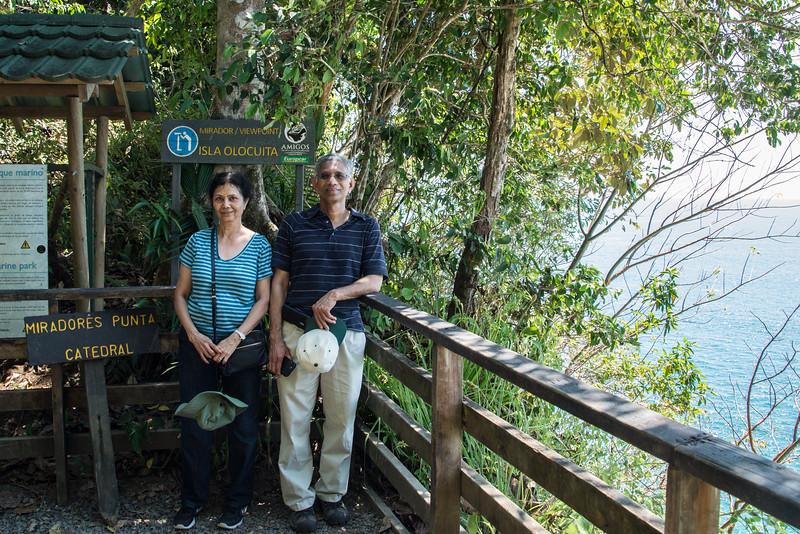 Manual Antonio National Park