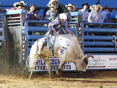 Bull Ride, Fredericksburg