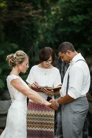 Ceremony: Jen and Mark