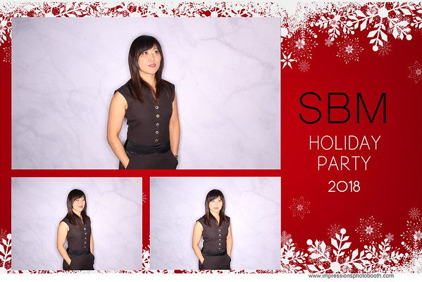 SBM Holiday Party 12.07.18