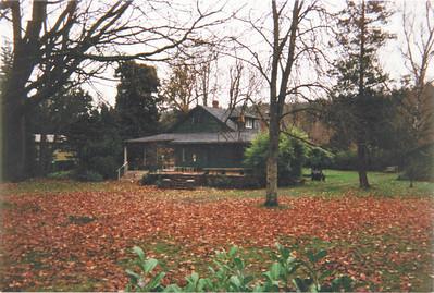 My last fall at the lakehouse