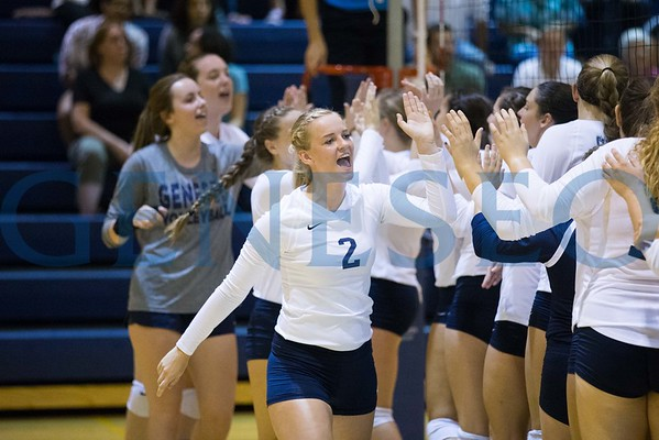 Women's Volleyball vs. Houghton
