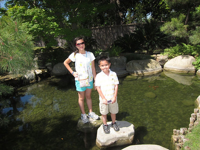 San Antonio Botanical Garden 2012