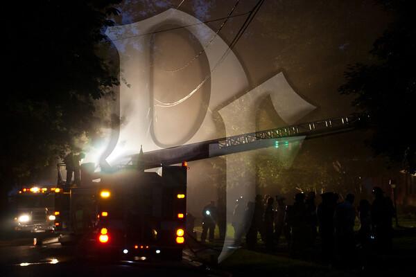 House Fire - Gates, NY 7/5/12