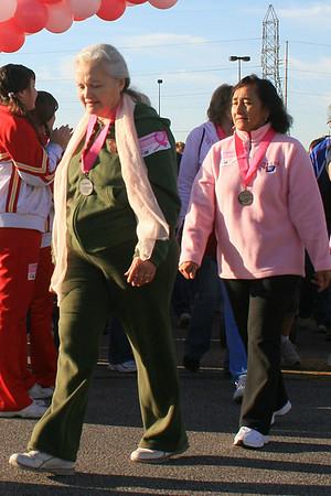 Making Strides Against Breast Cancer IV