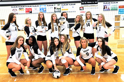 Hough Varsity Volleyball