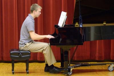 Wabash Student  Fall Recital